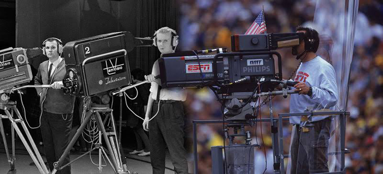 Televizyon kamerası