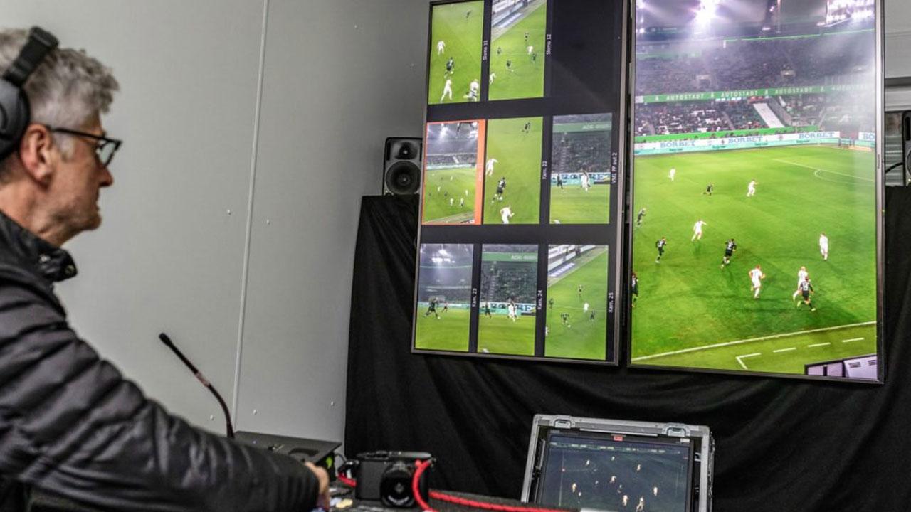 futbol yayını