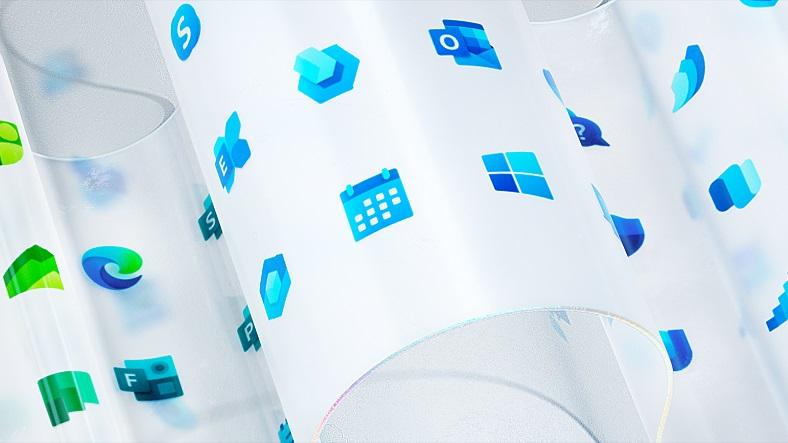 microsoft yeni windows logoları