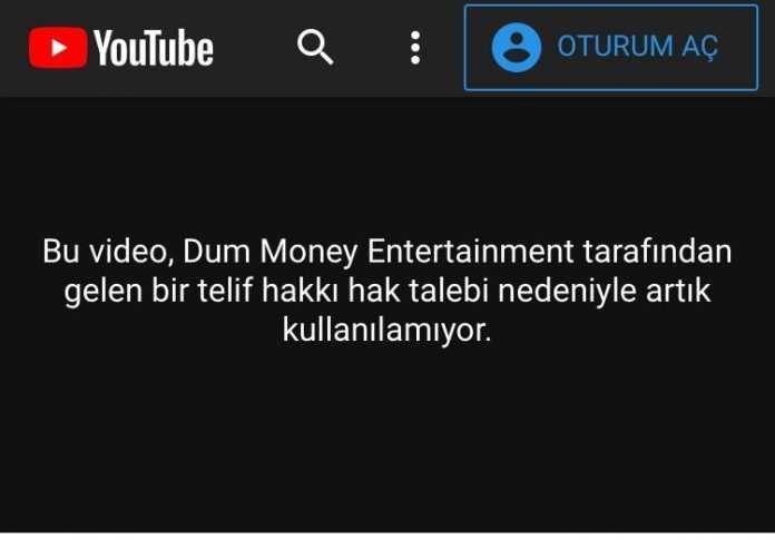Mekanın Sahibi YouTube