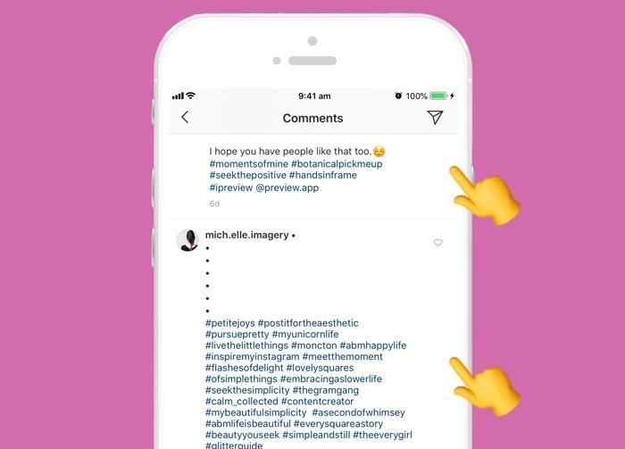 instagram küfürlü yorum