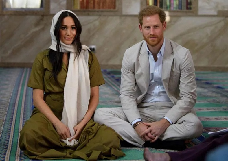 instagram prens harry meghan