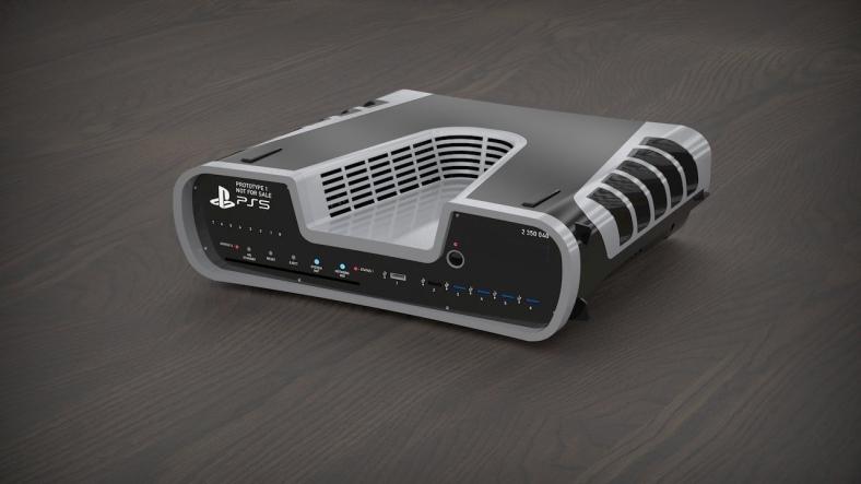 PS5 tasarımı