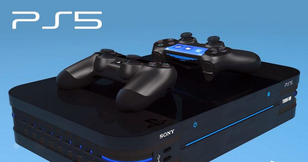 playstation 5 ces 2020