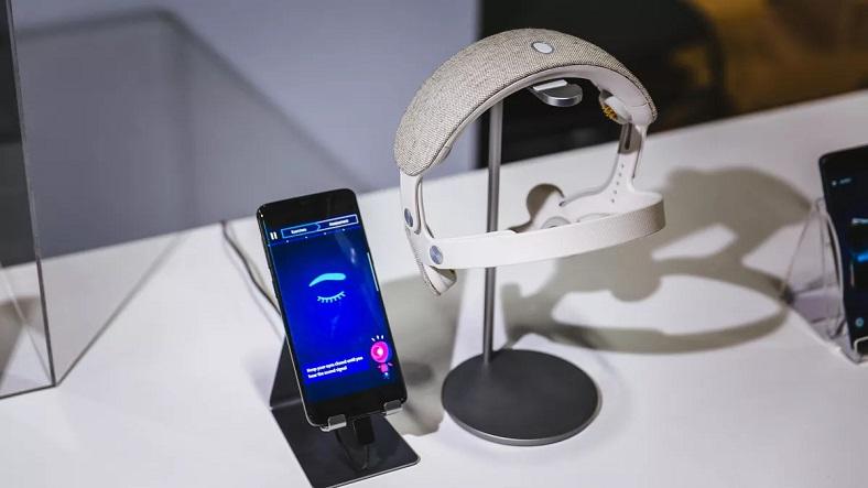 urgonight kafa bandı neurofeedback