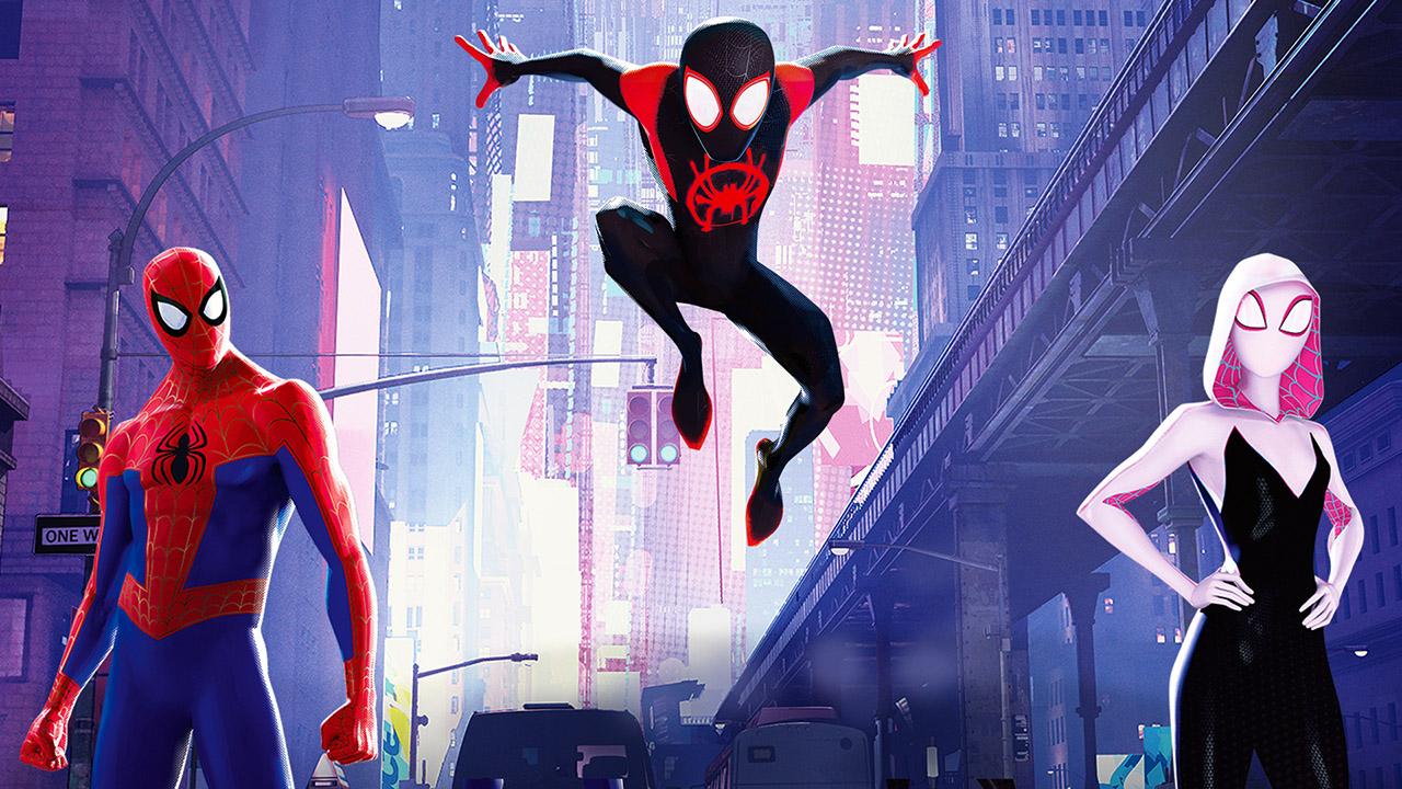 örümcek adam animasyon filmi