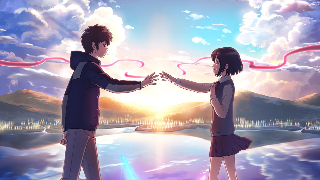 senin adın anime filmi