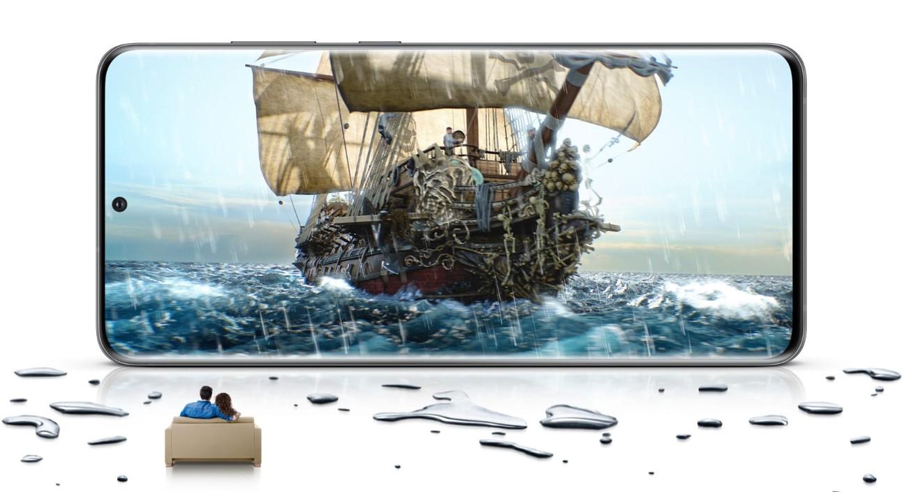 S20 Ultra Ekran