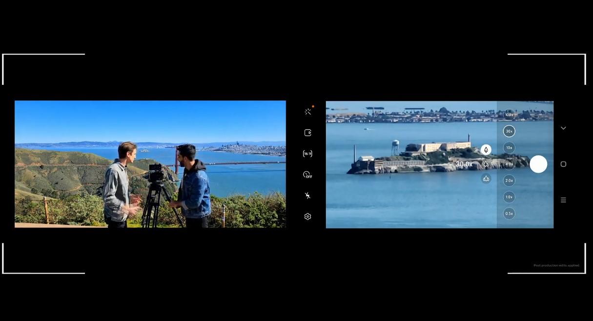 S20 Ultra kamera