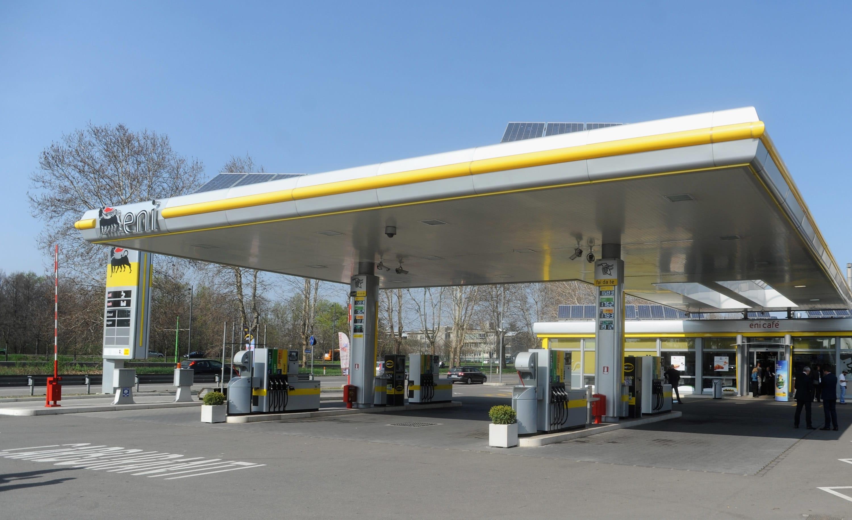 italya benzin istasyonu