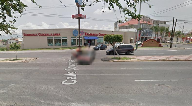 Google Haritalar Sokak Görünümü Kaza