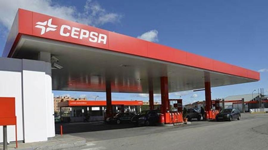 ispanya benzin istasyonu