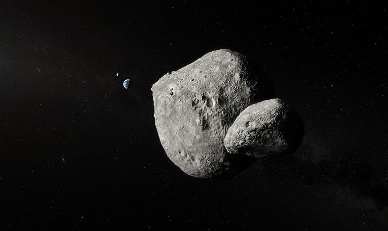 ikili asteroid