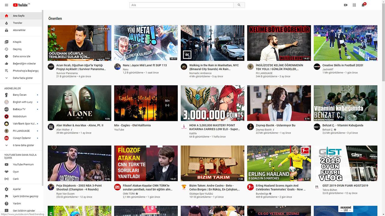 alexa youtube