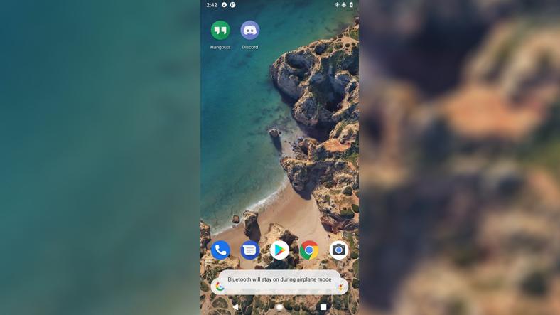 Android 11 uçak modu