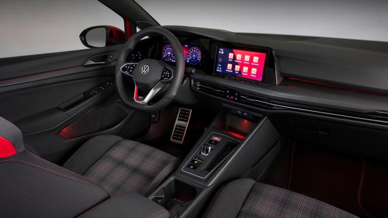 2021 Golf GTI özellikleri