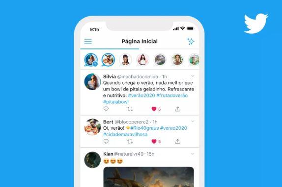 Twitter, Fleets Adını Verdiği Geçici Tweet Özelliğini Test Ediyor