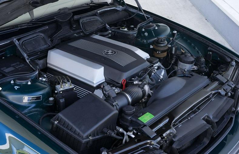 1998 bmw 740i motor