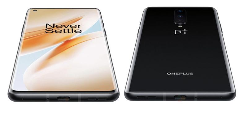 OnePlus 8 resmi basın görseli