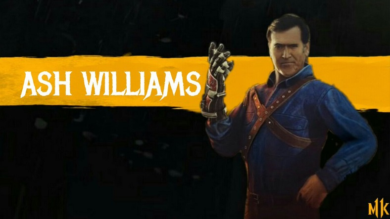mortal kombat 11, ash williams