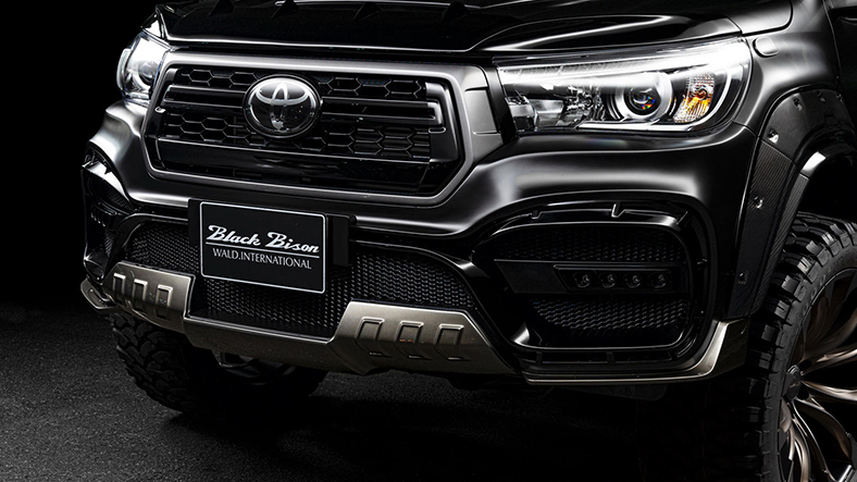 Toyota Hilux Black Bison Edition