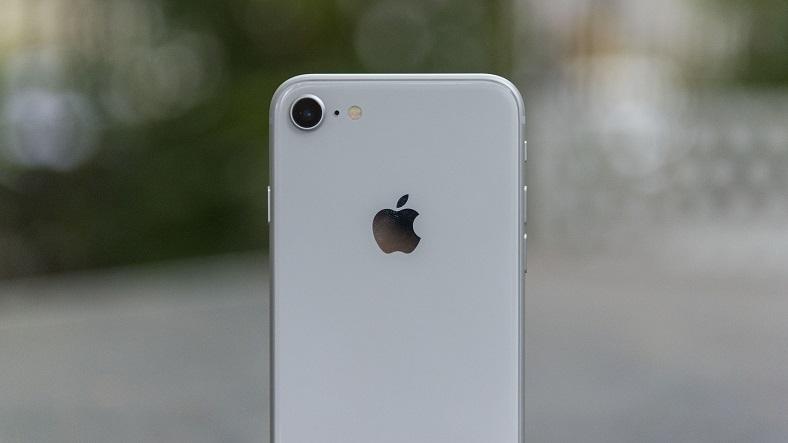 iPhone SE kamera