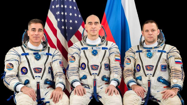 Uzay Aracı Soyuz MS-16 Kazakistan'dan Fırlatıldı