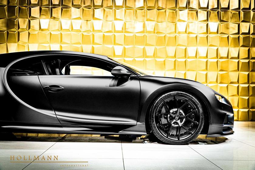 bugatti noire