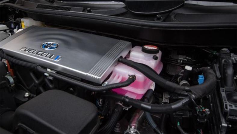hidrojenli araç yakıt deposu