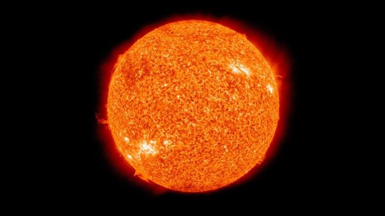 füzyon, güneş