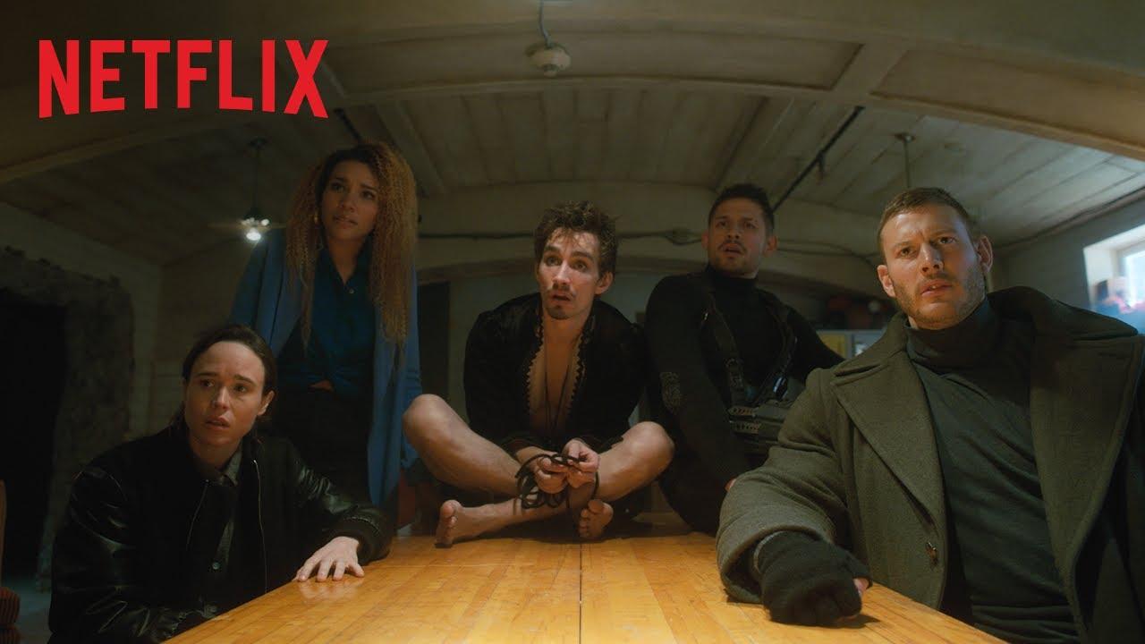 Netflix 2020'de çıkacak diziler, The Umbrella Academy
