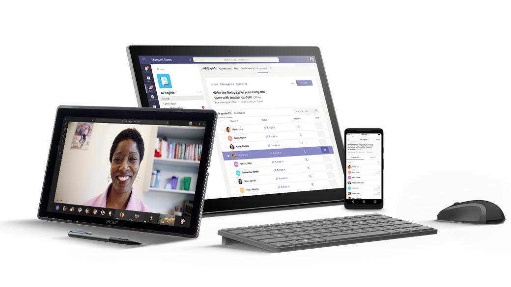 Microsoft Teams'in iOS ve Android Sürümleri Güncellendi