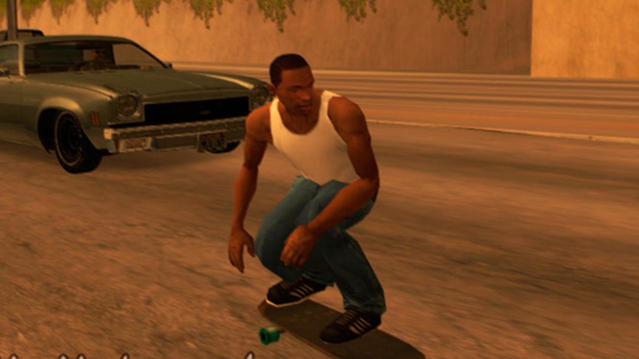 Skateboard Mod