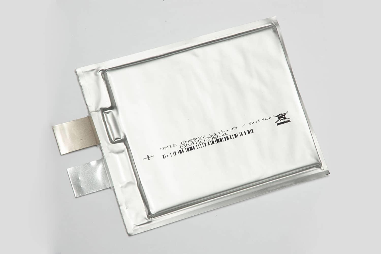 Lityum kükürt batarya