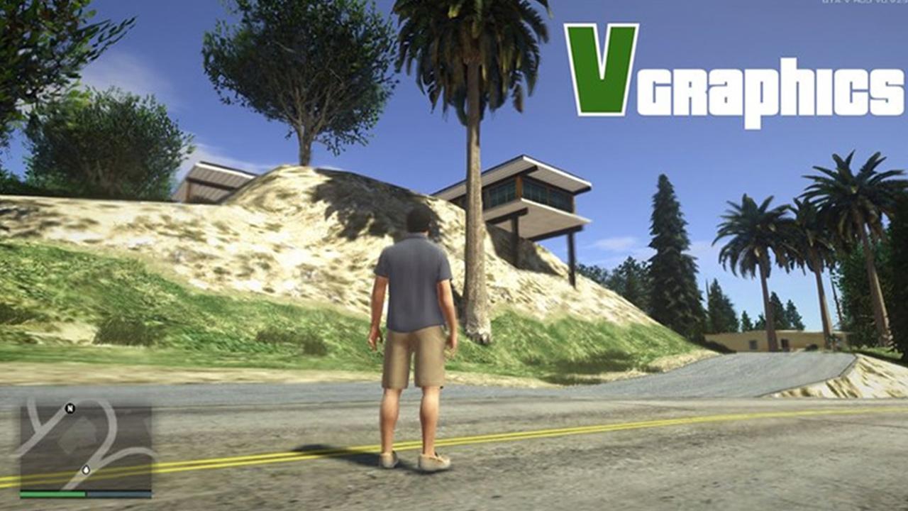 V Graphics GTA San Andreas