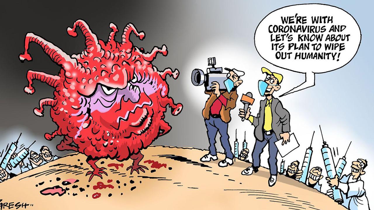 Medya Karikatür