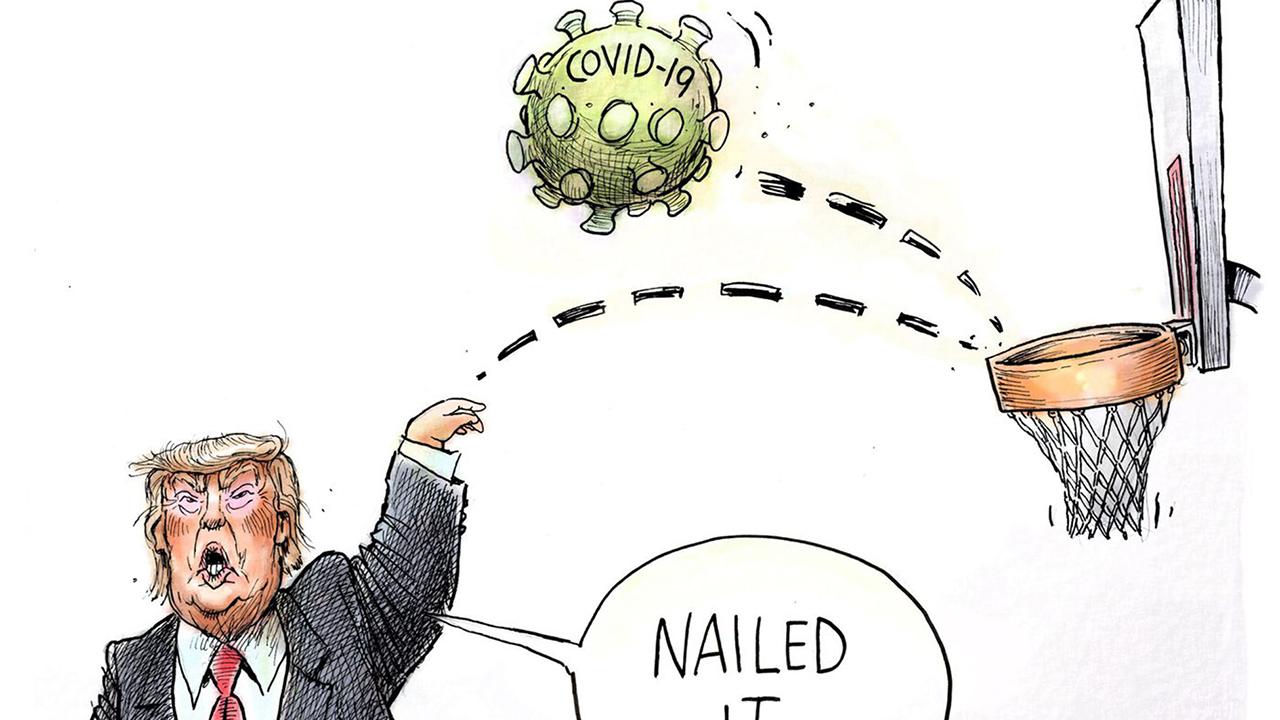 Trump Karikatür