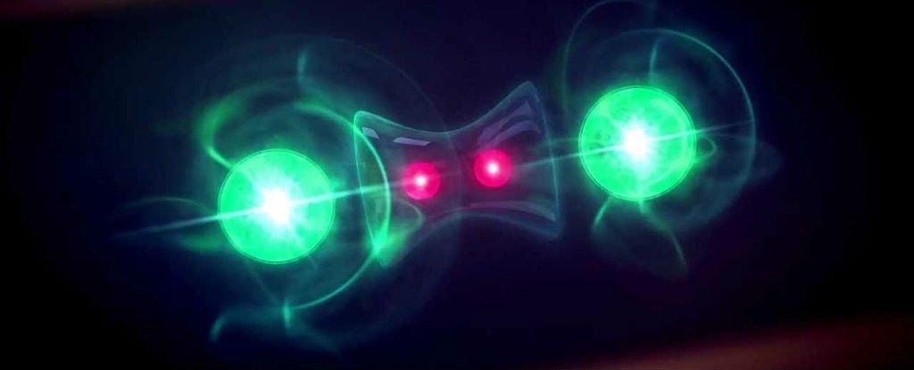 kuantum dolaşıklığı