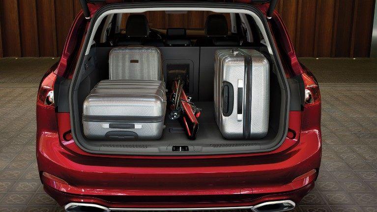 ford focus ayarlanabilir bagaj tavanı