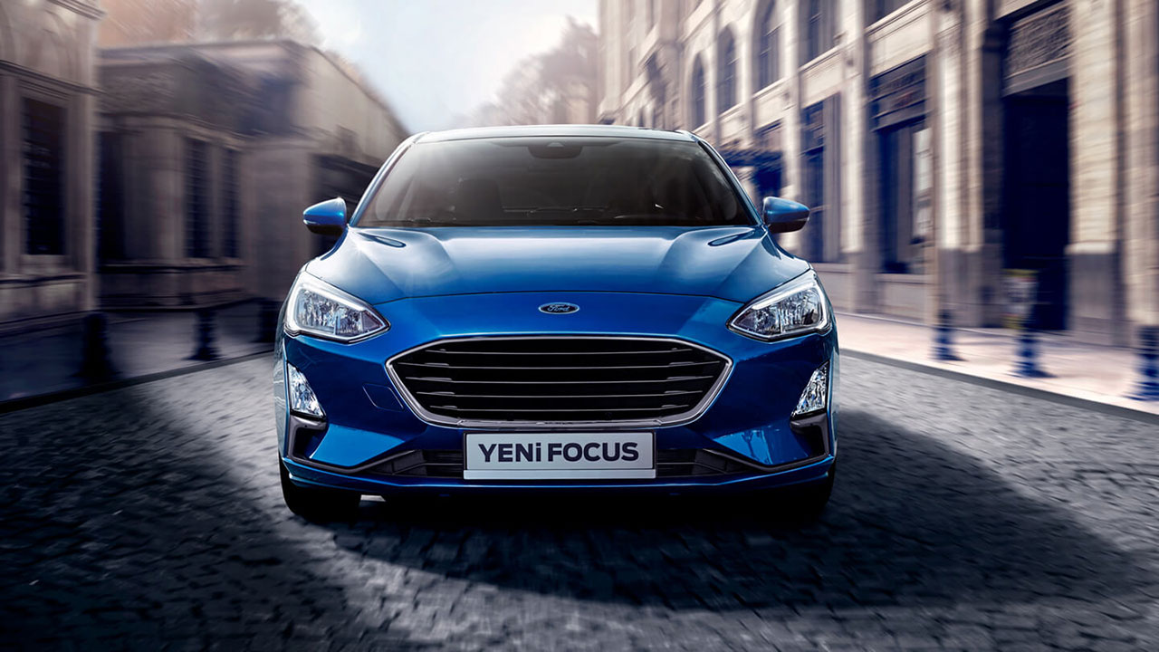 2020 model Ford Focus
