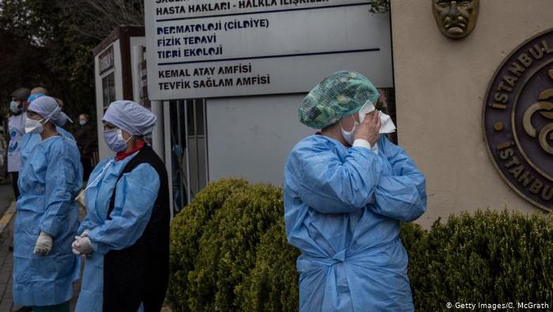 Türkiye koronavirüs rapor