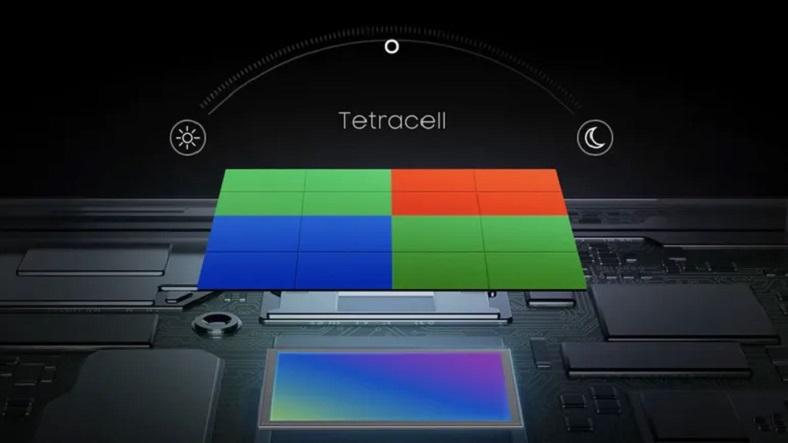 samsung tetracell teknolojisi