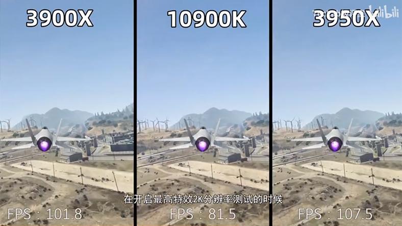 gta v Core i9-10900K