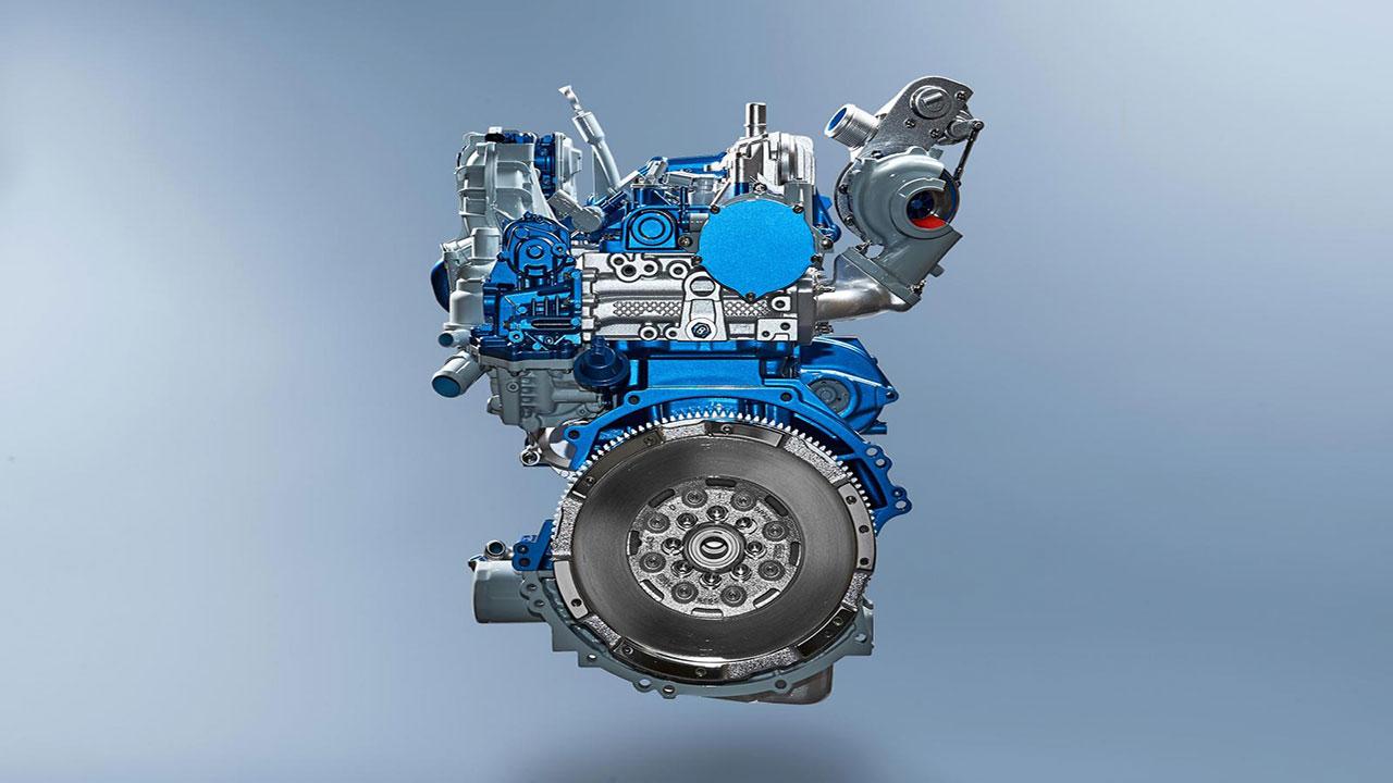 Ford eco-dizel motor