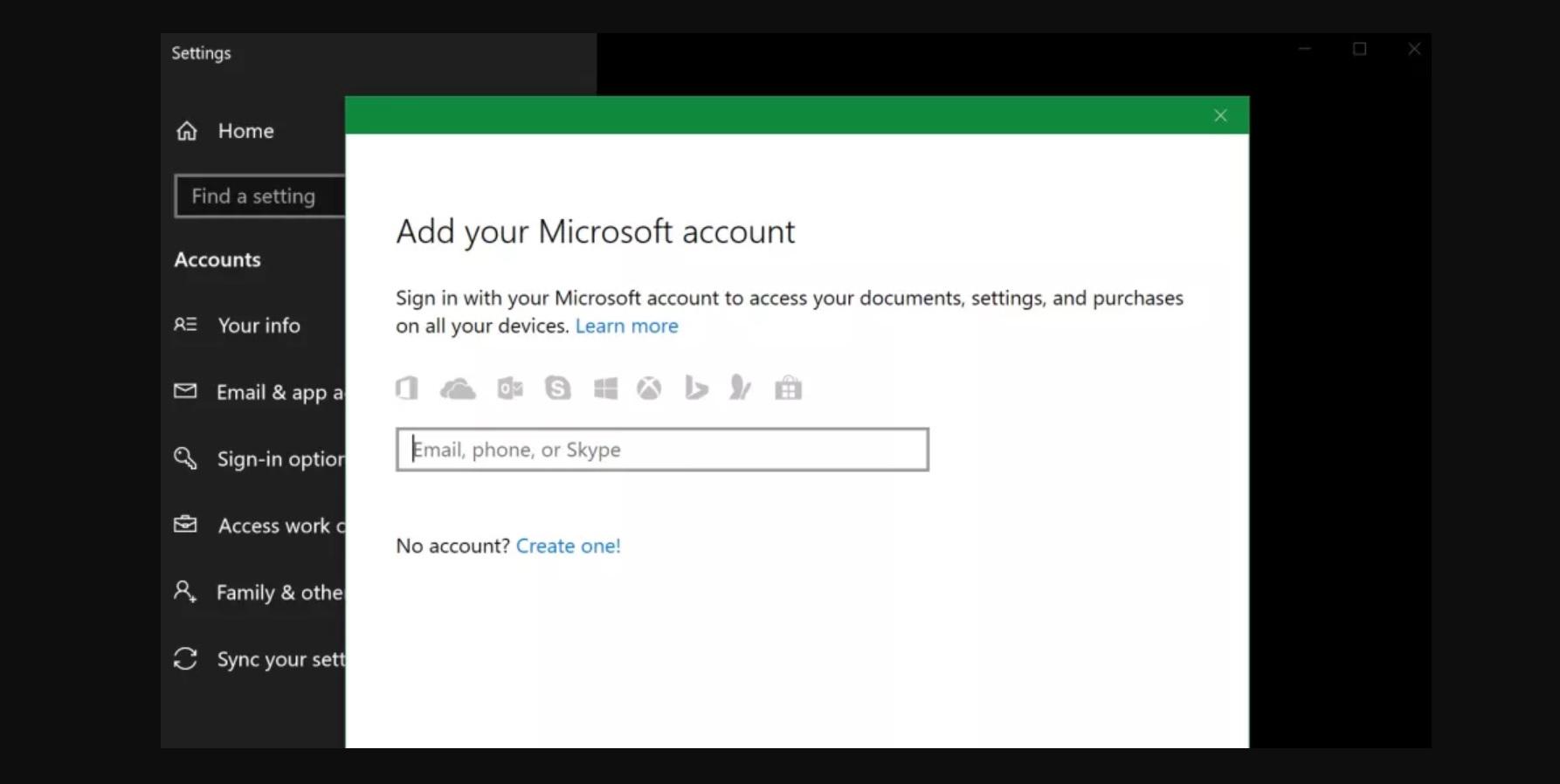 Windows 10 etkinleştirme