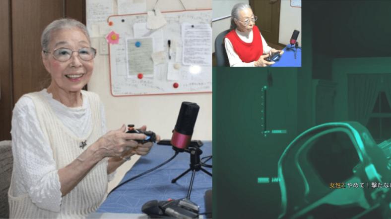 90 yaşındaki youtuber