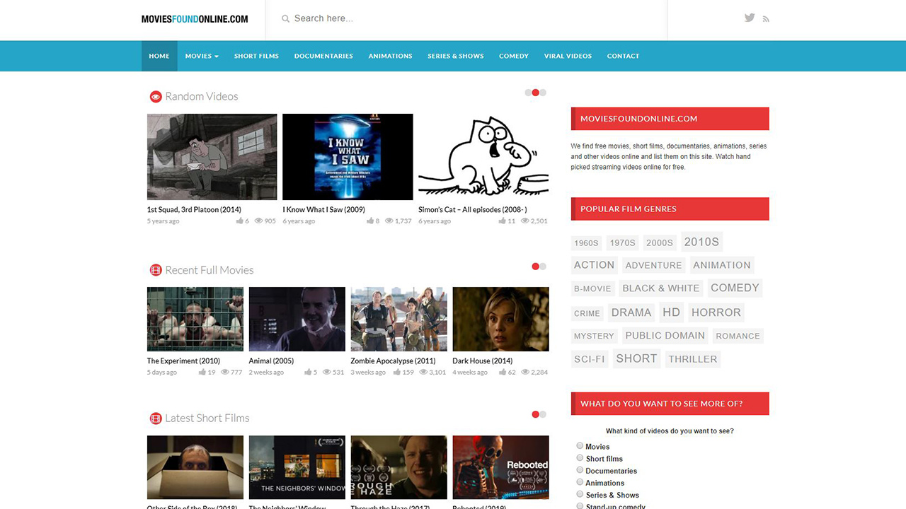 MoviesFoundOnline