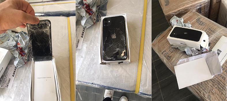 iphone 11 kargo