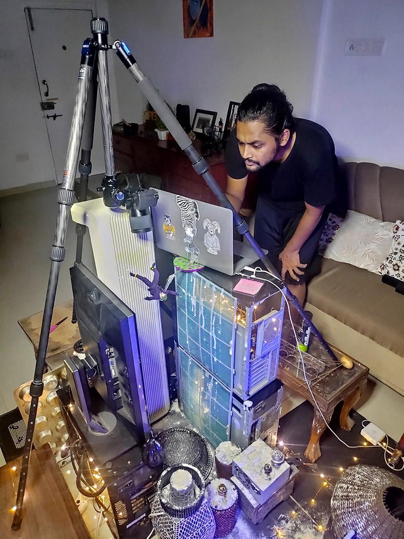 Joker Arjun Menon