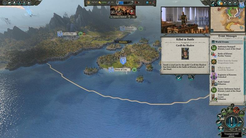 total war: warhammer II, henry cavill